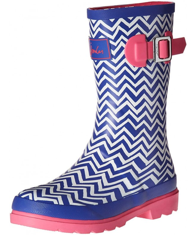 Joules Girls Welly Toddler Little