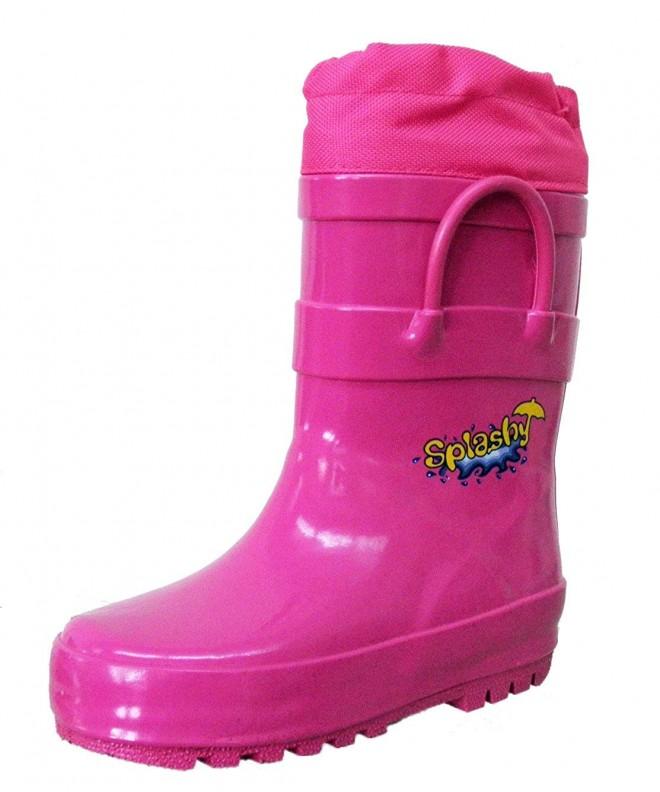 Splashy Childrens Boots Extra Protective