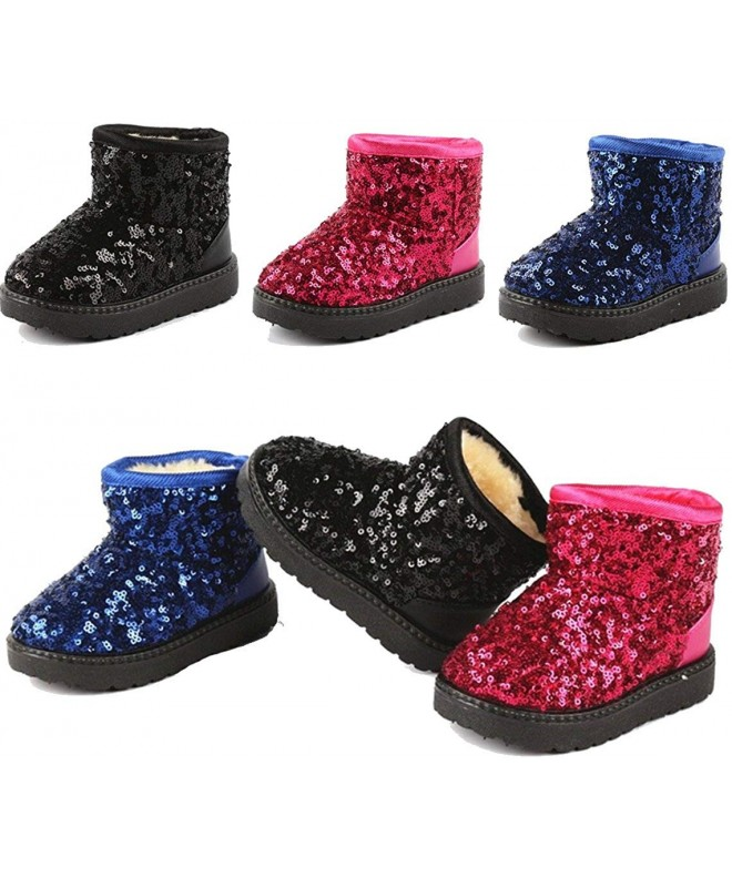 DADAWEN Winter Sequin Waterpoof Outdoor