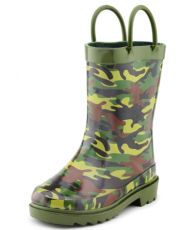Puddle Play Camouflage Waterproof Toddler