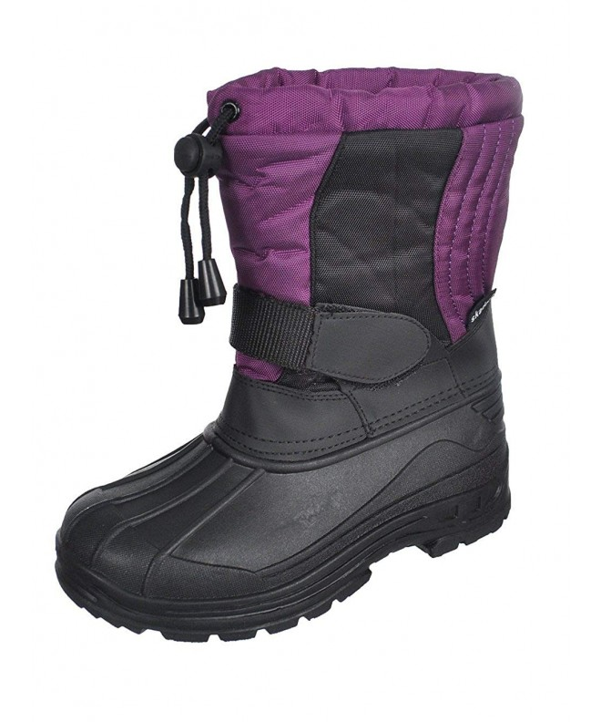 SkaDoo Girls Snow Goer Boots