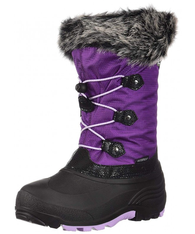 Kamik Girls Powdery2 Waterproof Winter