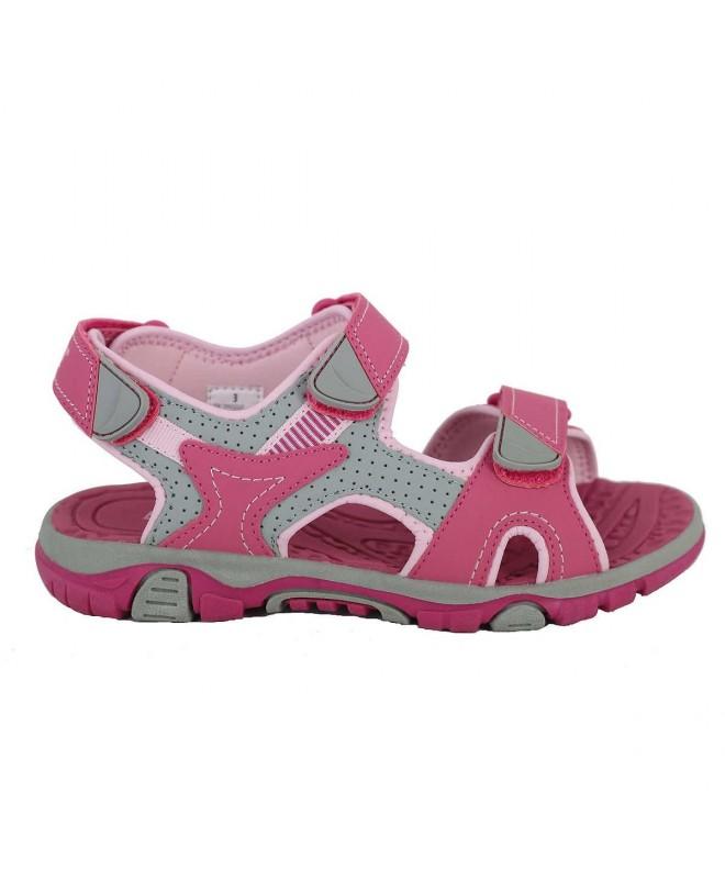 Khombu Girls River Sandal Pink