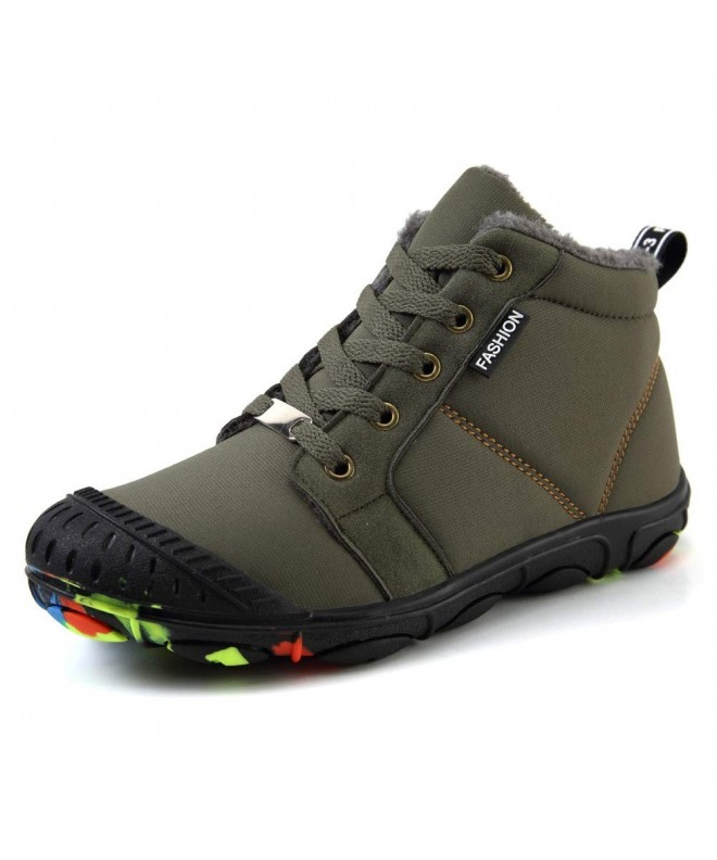FZUU Lace Up Waterproof Non Slip Lining