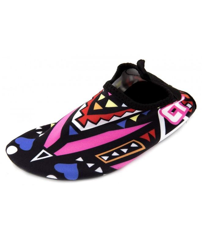 LONSOEN Toddler Foldable Non Slip Sandals