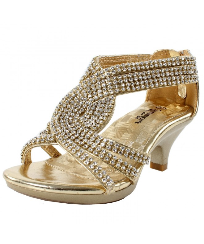 JJF Shoes Fabulous Angel 37K Rhinestone