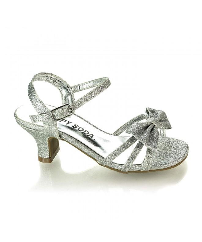 SODA Sarina 2 Childrens Slingback Sandals