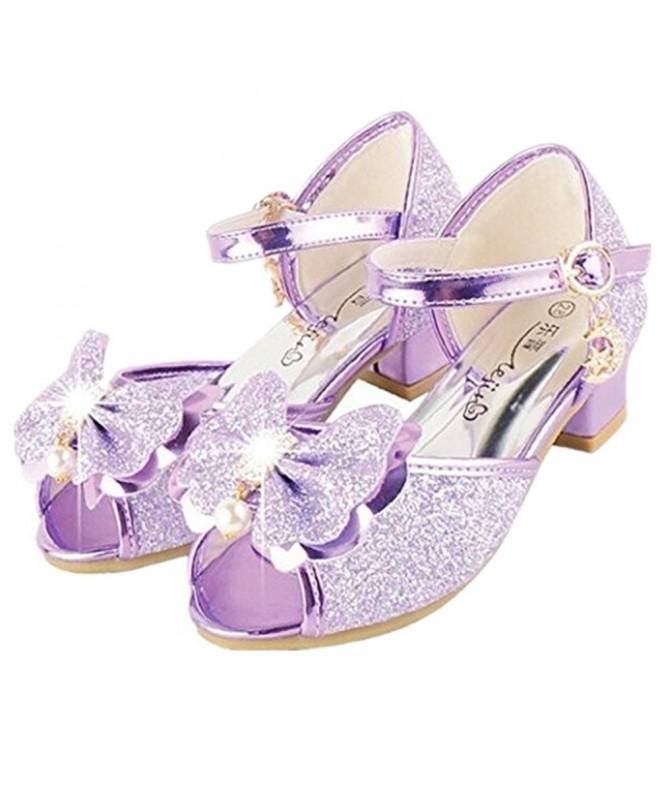 Bumud Fashion Little Glitter Sandals