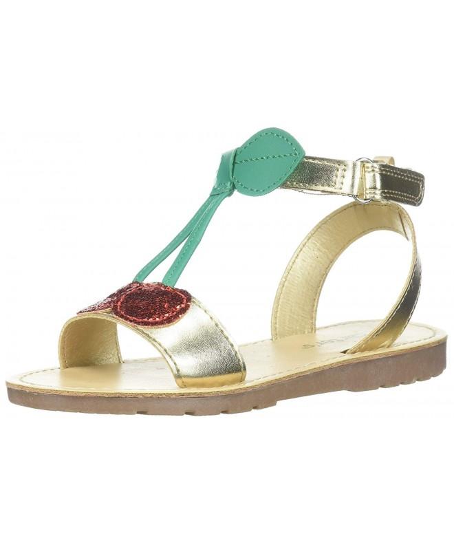 Carters Cherrie T Strap Fashion Sandal