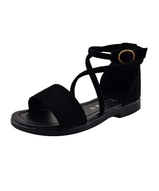 ENERCAKE Sandals Fashion Gladiator Toddler