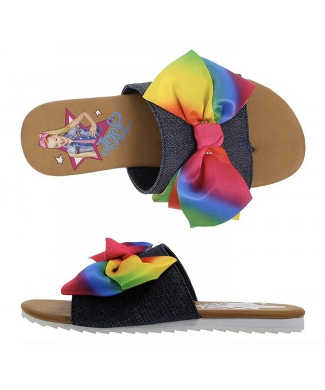 Jojo Siwa Girls Slide Sandal