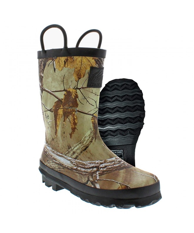 Itasca Puddle Jumper Rubber Boots