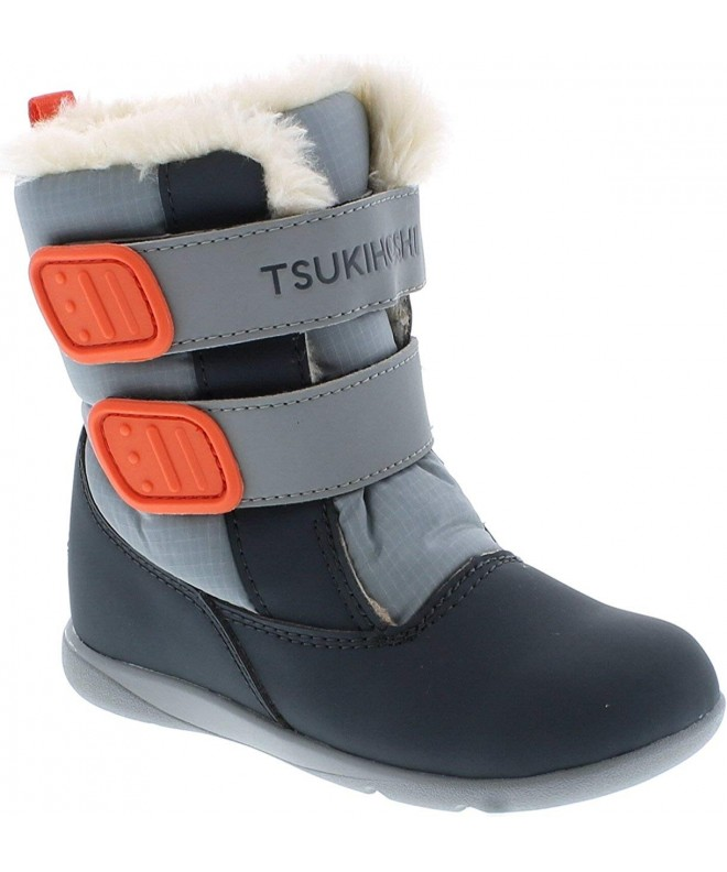 TSUKIHOSHI Toddler Little Charcoal Waterproof