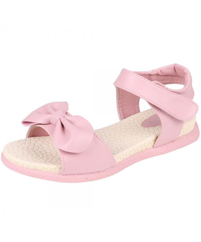 Litfun Sandal Bowknot Princess Toddler