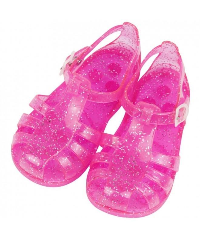 iFANS Anti Slip Transparent Sandals Toddlers
