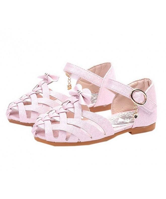 Vokamara Vintage Leatherette DOrsay Sandals