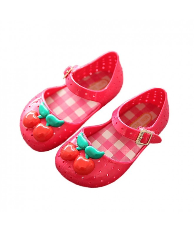 iFANS Pineapple Cherry Sandals Toddler