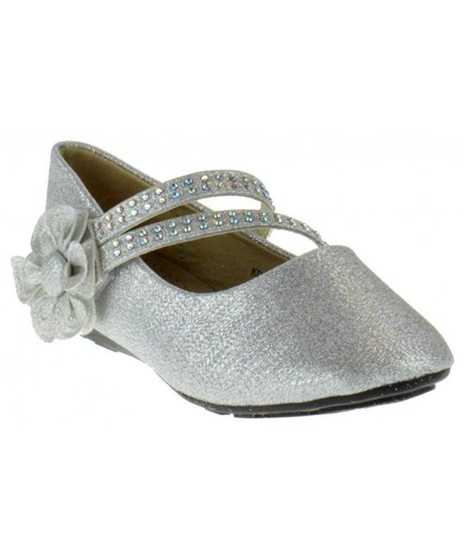 Lucita KD01 002KM Little Rhinestone Sandals