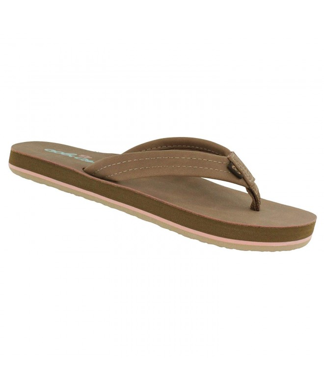 Cobian Girls Pacifica Flip Sandal