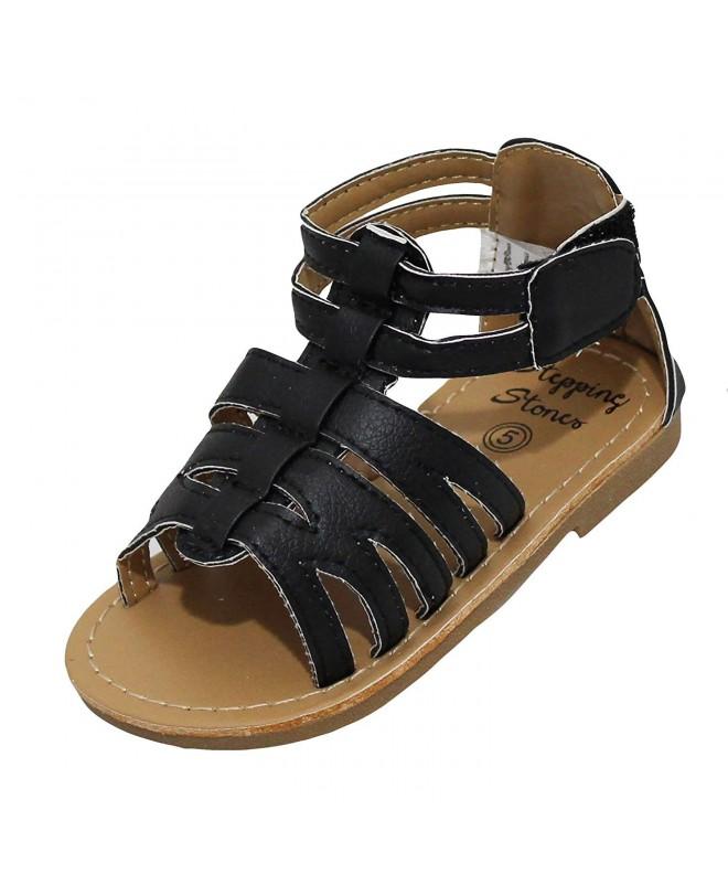 Stepping Stones Gladiator Sandals Strappy