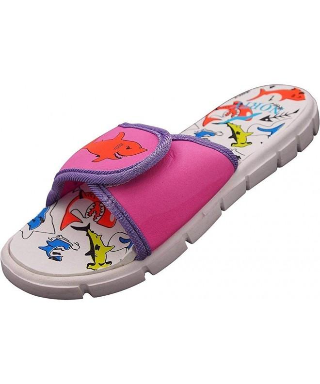 NORTY Girls Unisex Shower Sandal