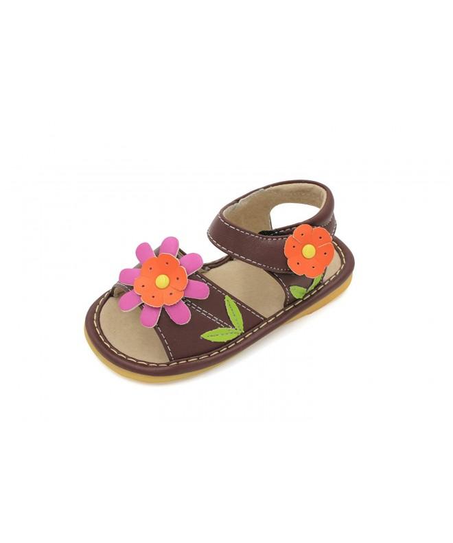 Little Maes Boutique Squeaky Sandals