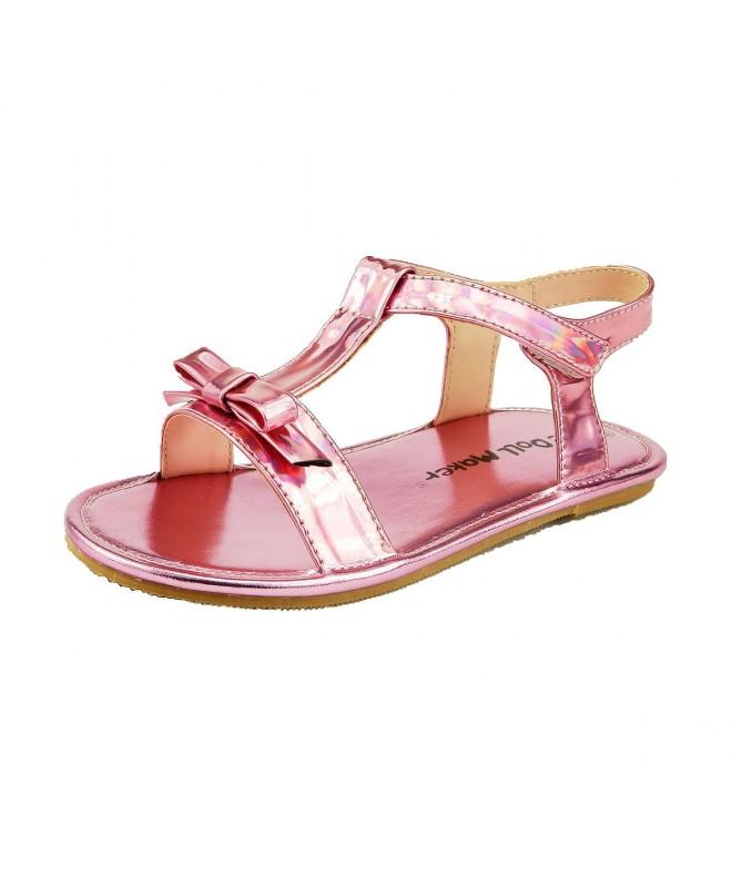 Doll Maker Girls T Strap Sandal
