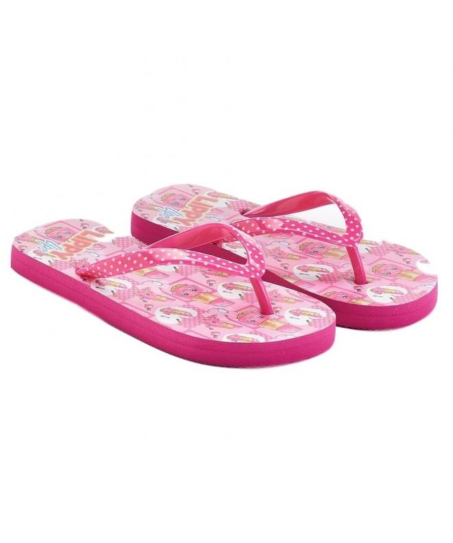 Shopkins Flip Sandal Lippy Girls