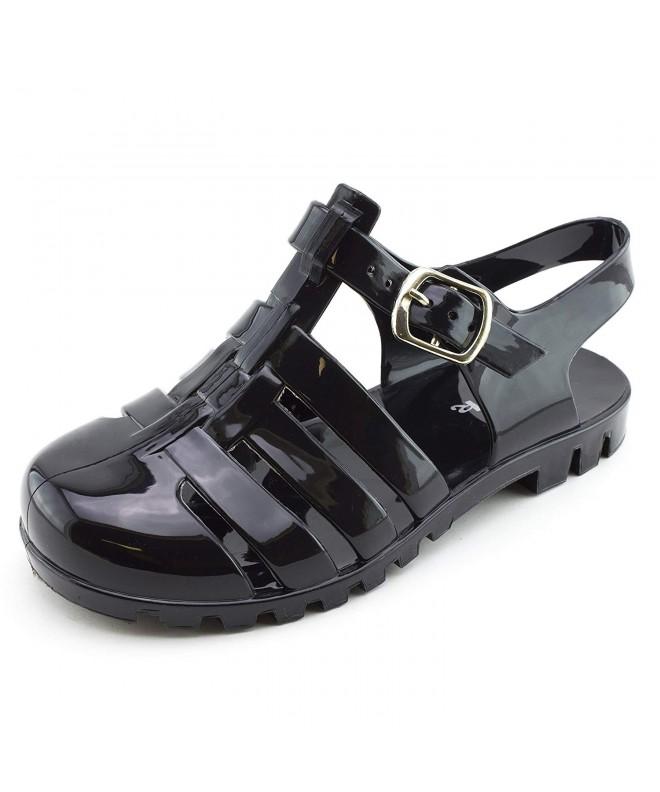 Link Closure Gladiator Glitter Sandals