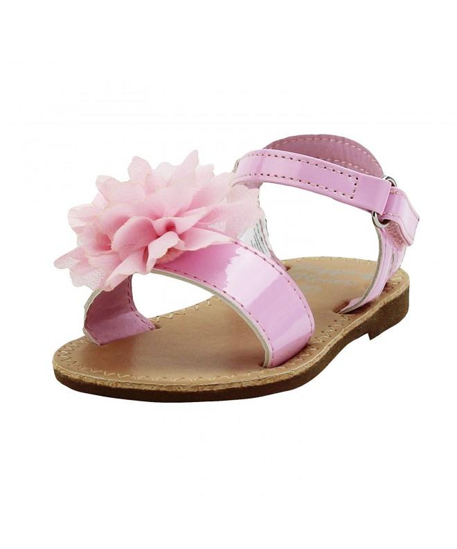 Stepping Stones Girls Flower Sandal