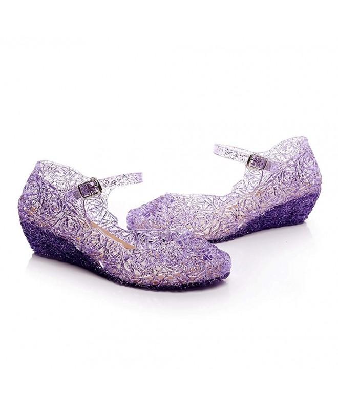 Jelly Sandal Princess Sparkle Cosplay