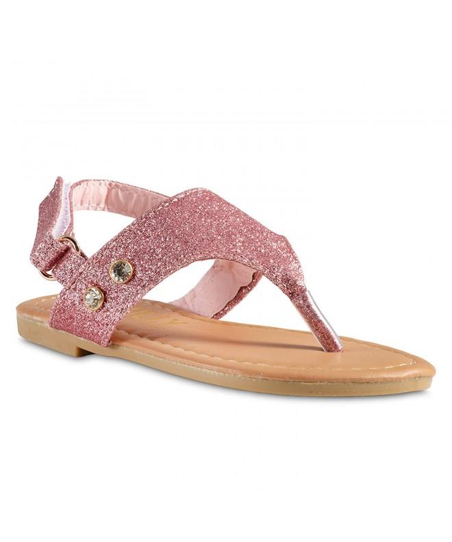 Chillipop Glitter Sandals Toddler Available