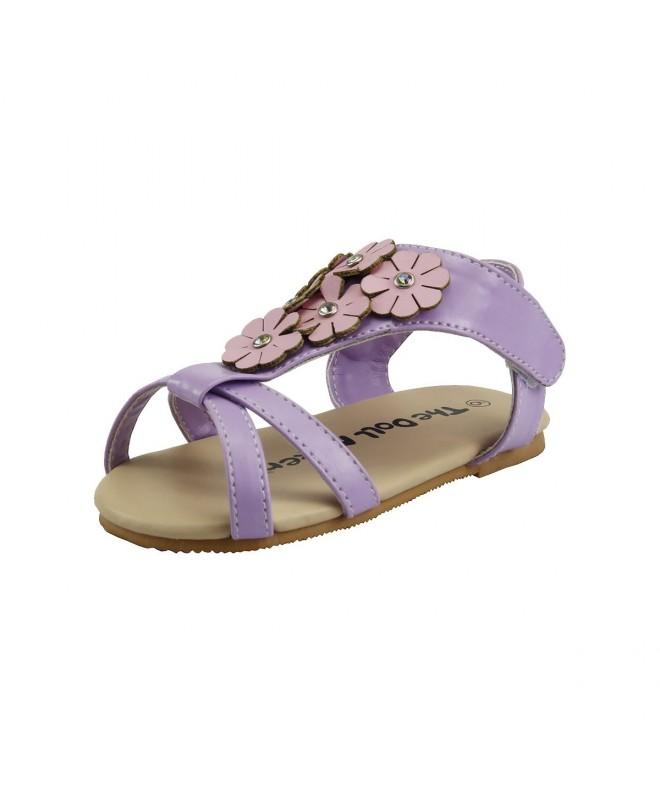 Doll Maker Girls Strap Sandal