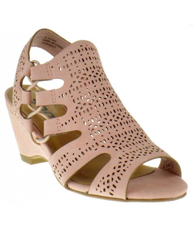 Sod Zuka Little Heeled Sandals