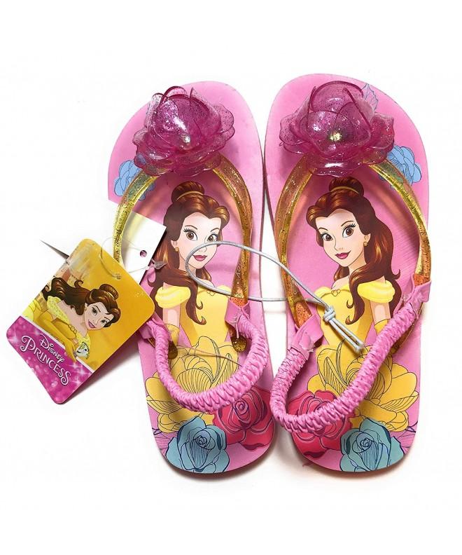 Belle Disney Princess Flip Flop Sandal