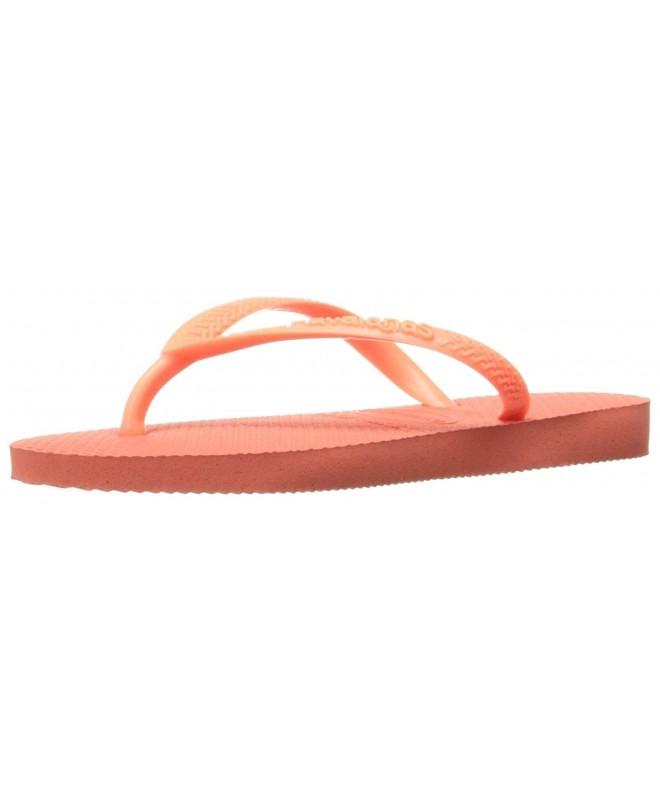 Havaianas Sandals Orange Toddler Little