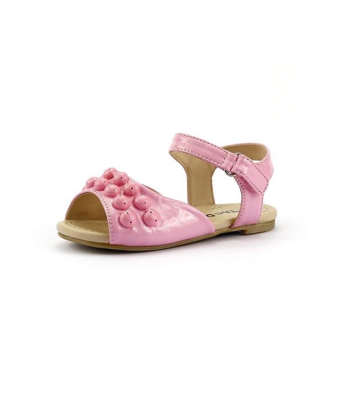 Doll Maker Ball Peep Toe Sandal