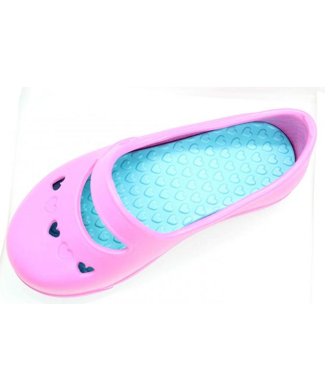 NikaFame Slip On Sandals Pink