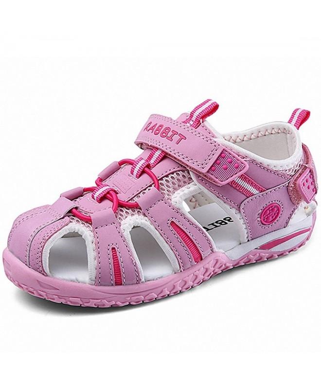 Litfun Outdoor Athletic Sandals Close Toe