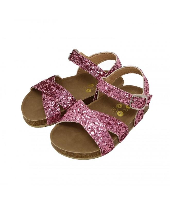 Isaac Kids Sandals Glitter Toddler