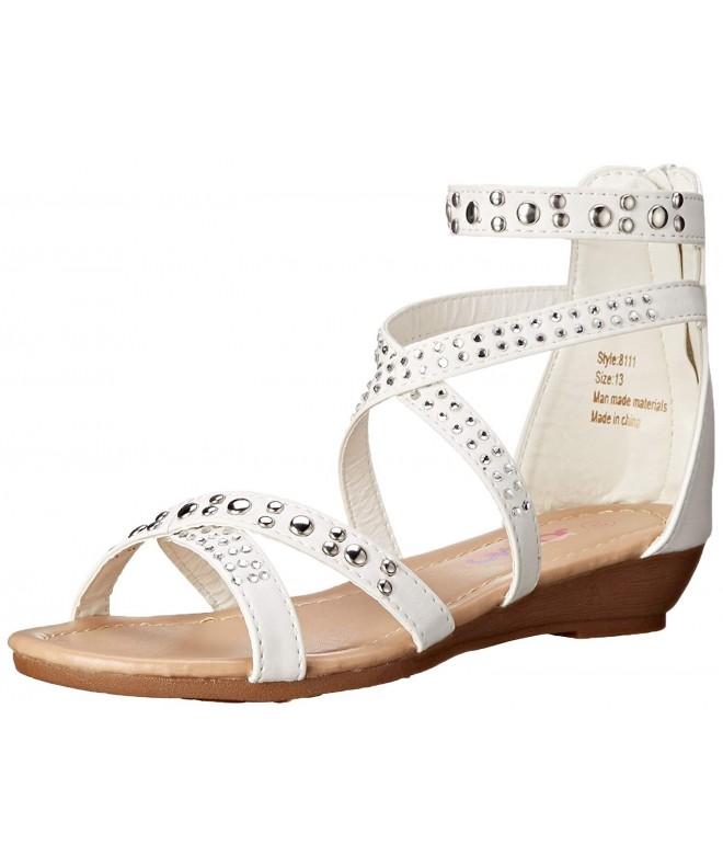 Josmo 8111 multistrap sandals Little