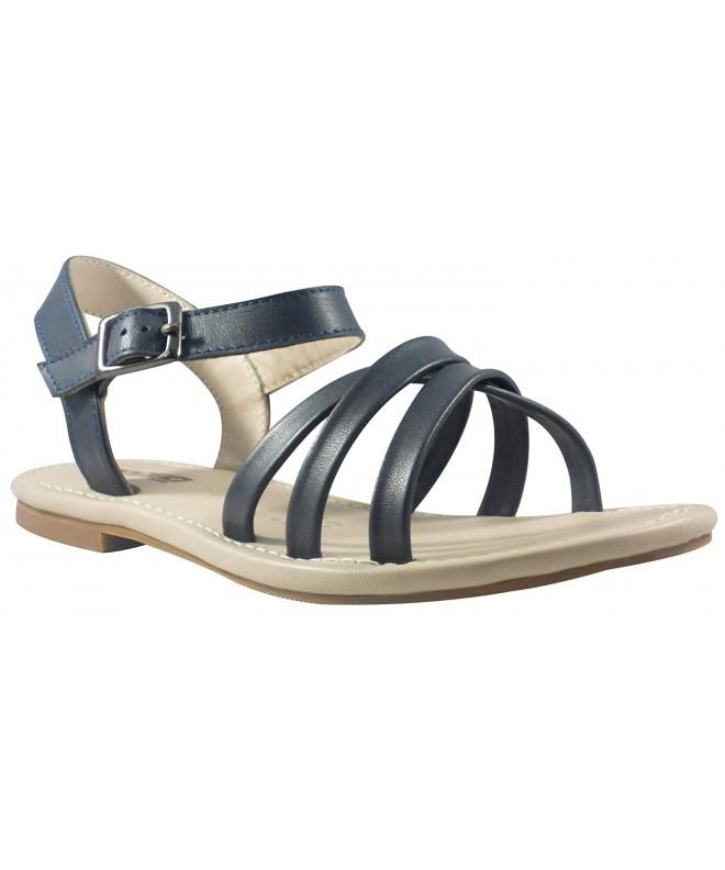 BOBBLEKIDS Little Sandal Leather Sirena