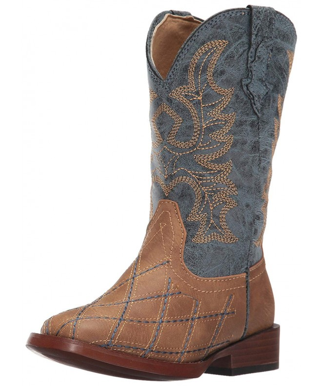 Roper Cross Cut Western Boot