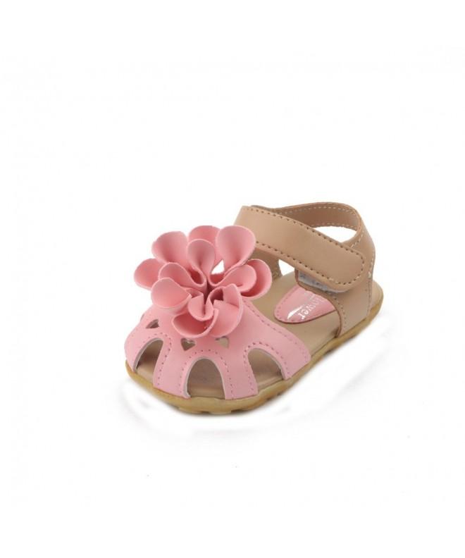 JUSTSL Toddler Princess Children Sandals
