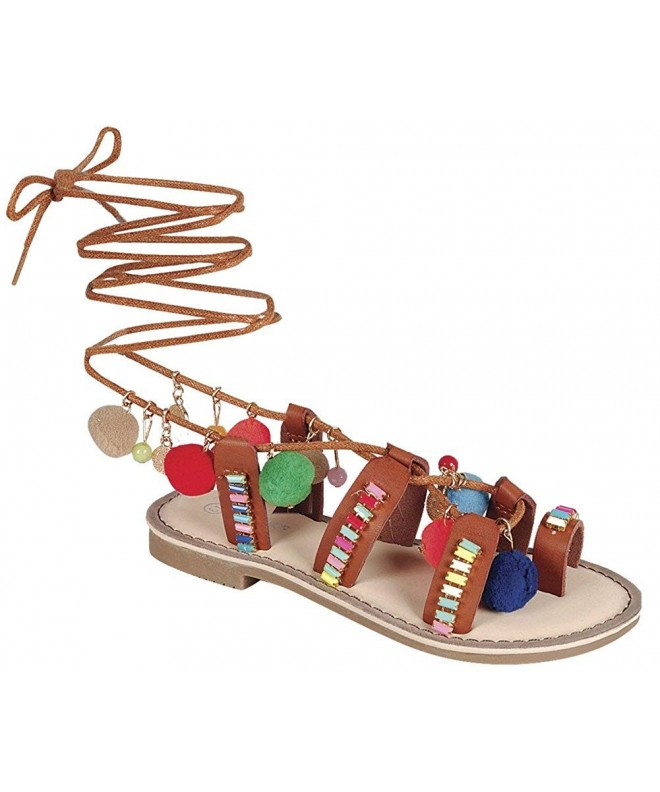 Link Festive Little Stappy Sandals
