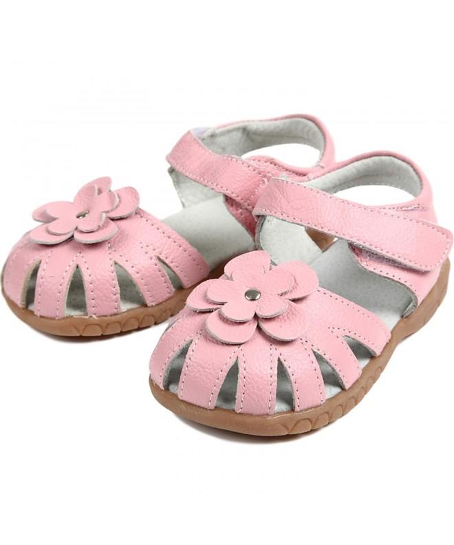 Dream Studio Girls Genuine Leather Sandals