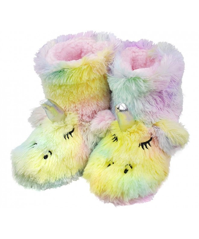Tirzro Unicorn Slippers Outdoor Booties