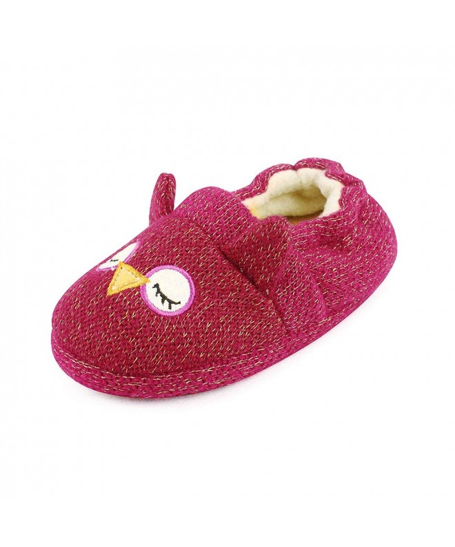 Estamico Toddler Girls Bunny Slipper