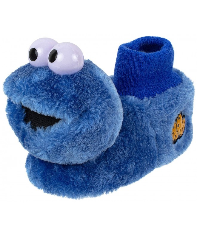 Sesame Street Monster Slippers Talking