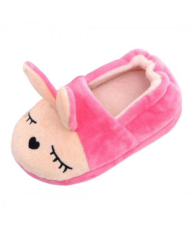 Beeliss Toddler Girls Slippers Cartoon